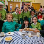 Clore Tikva Primary School Redbridge Jewish Community Centre members and clients of Jewish Care - picture by Yakir Zur