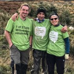 Only Jew in the Christian villlage of Hawkshead (not pictured) in Cumbria led a day-long event that included planting trees 2