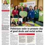 Mitzvah Day launch in Ilford Recorder