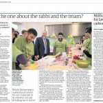 November 2015 - Mitzvah Day in the Guardian