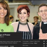 November 2015 - Mitzvah Day on BBC1 Songs of Praise
