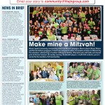 November 2015 - Mitzvah Day special edition of The Jewish News