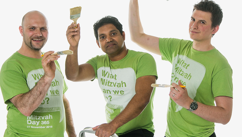 Renovate and Repair – How to run a Mitzvah Day Makeover