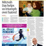 The Rt Hon Sajid Javid MP writes about Mitzvah Day