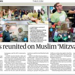 Sadaqa Day 2017 in The Jewish Chronicle