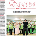 Mitzvah Day launch event in The Jewish News