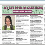 Interview with interfaith coordinator Charlotte Agran in The Jewish Telegraph