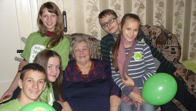 View from abroad: Mitzvah Day in Belarus