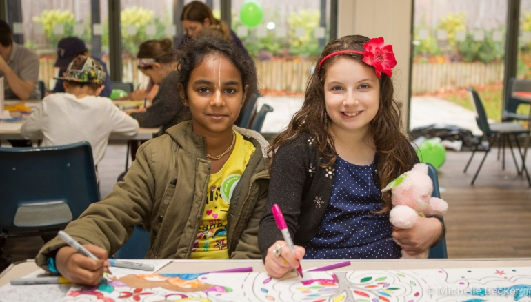 Mitzvah Day reflections from Radlett United