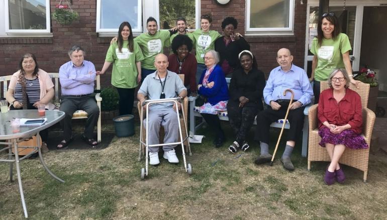 Mitzvah Day's new staff volunteering initiative