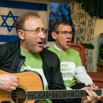 Watch our new 'Mitzvah Day in minute' video