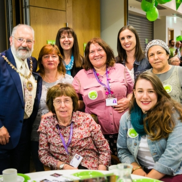Mitzvah Day launches with Jewish Care event