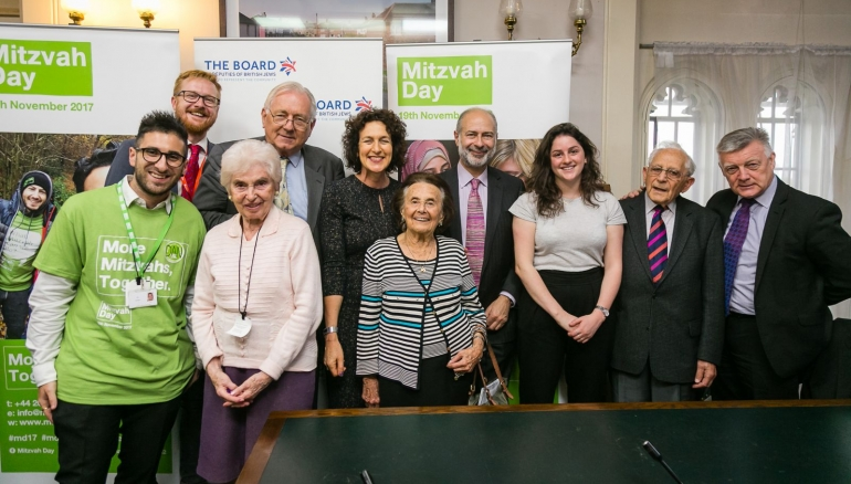 MPs join survivors for Parliamentary tea party