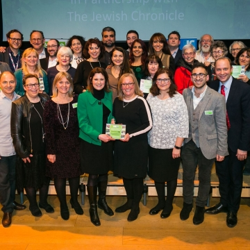 The Mitzvah Day 2017 Award winners are…