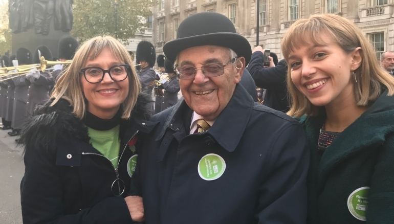 Mitzvah Day, AJEX and JLGB unite for Parade