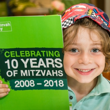 """Do a Mitzvah"" – the MD theme by Gary Plotkin"