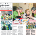 Ham & High feature on 10 Years of Mitzvah Day
