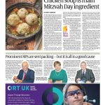 Mitzvah Day preview in the Jewish Chronicle