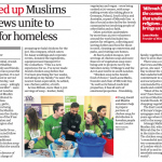 Mitzvah Day #ChickenSoupChallenge in The Guardian