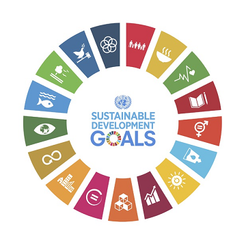 United Nations – 17 Global SDGs by Rabbi Jeff Berger